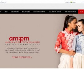 Online Fashion Site Exclusively.com
