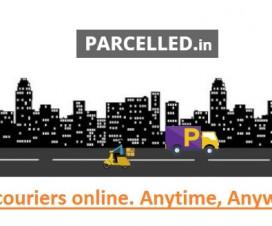 Bengaluru Based Startup - Parcelled couriers online