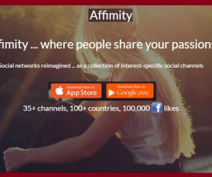 Social Networking Startup Affimity
