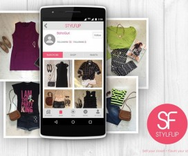 Pre Owned Fashion Goods Portal StylFlip Raised Seed Round Funding