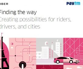 Taxi Hailing App Uber Ties up With Paytm