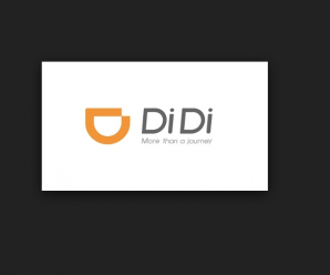 Chinese Ride Hailing Service - Didi Chuxing