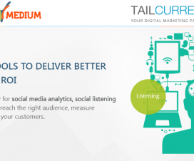 Digital Marketing Solutions Startup GenY Medium acquired TailCurrent