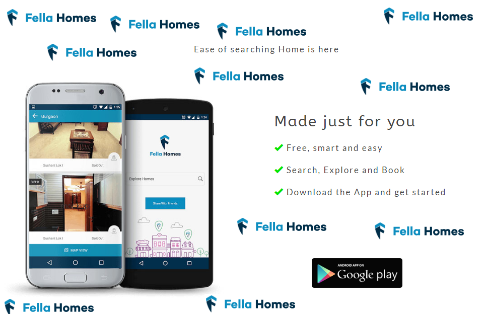 Furnished Home Rental Startup - Fella Homes