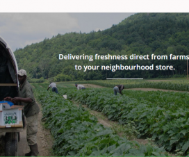 Agriproducts Supply Chain Startup - Crofarm