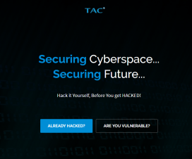 Cyber Security Solutions Provider - TAC Security