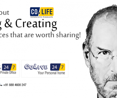 Coworking CoLiving Shared Spaces Network - CoLife