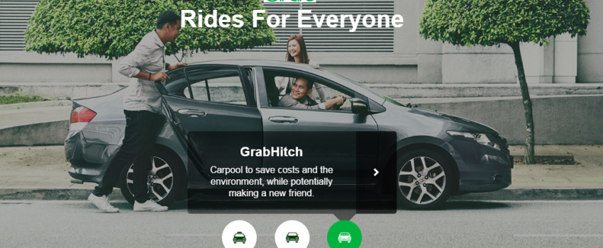 Southeast Asia's Ride Hailing Startup - Grab