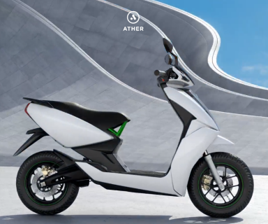 Electric Vehicle Startup Ather Energy Raises US$27Mn Funding From Hero MotoCorp