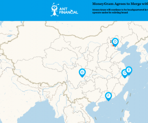 ANT Financial Acquired US Payment Firm MoneyGram