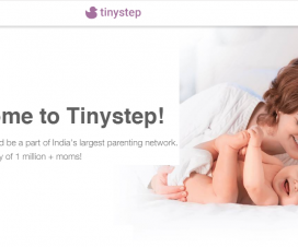 Parenting Social Network Startup - TinyStep