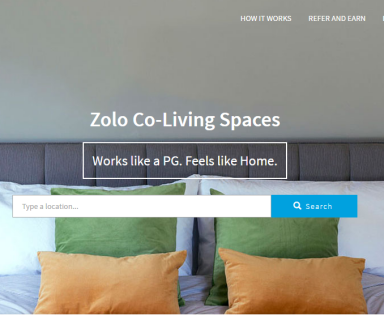 Real Estate Portal - ZoloStays