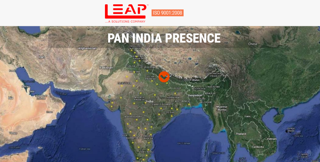 Supply Chain Solutions Startup LEAP India