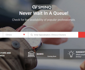 Queue Management Startup - Sminq