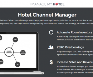 SaaS Based Hotel Management ERP System iManageMyHotel Secured USD$50K From Jaarvis Accelerator