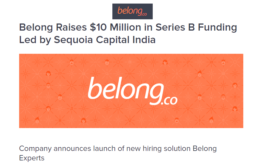 Predictive Outbound Hiring Platform - Belong