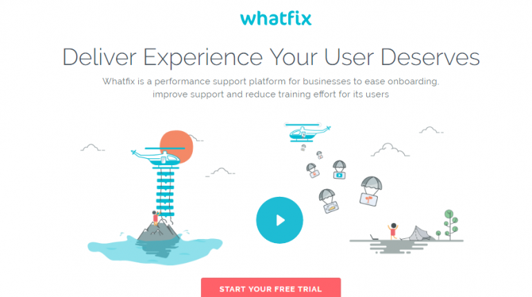 Performance Support Startup Whatfix Raised Series A Funding Led By Stellaris Venture Partners