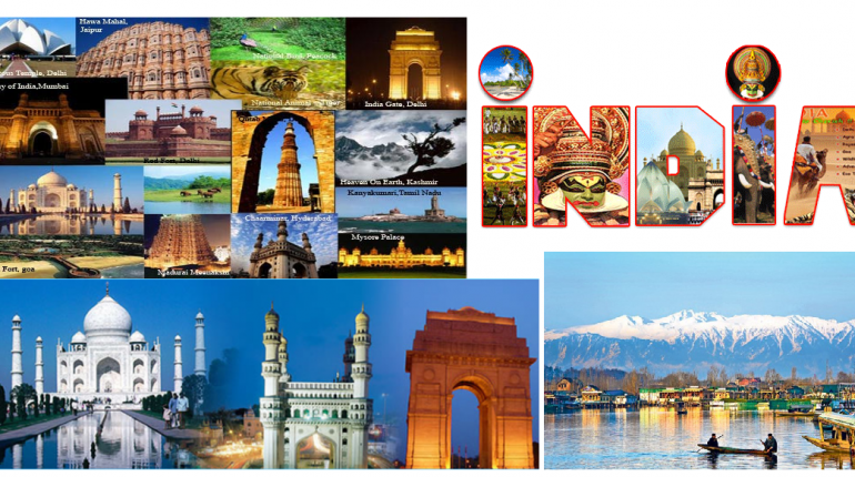 Top 12 Must Visit Tourist Destinations in India