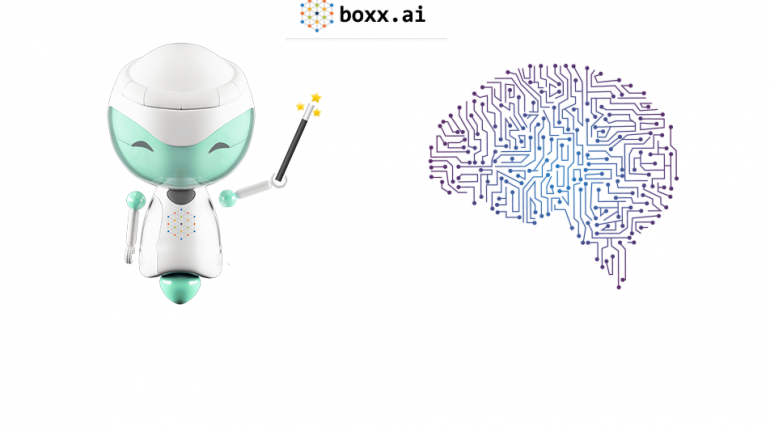 Artificial Intelligence Startup Boxx